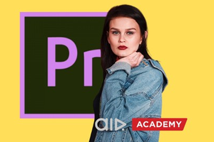 Монтаж в Adobe Premiere Pro с нуля