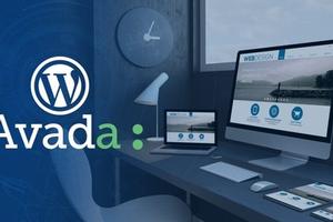 Professional Web Design with WordPress Avada Theme