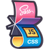 Convert SCSS (Sass) to CSS-in-JS