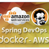 Spring Core Dev Ops on AWS