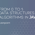 From 0 to 1: Data Structures & Algorithms in Java