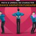 Maya & Unreal 3D Character Kpop Dance Animation Fundamentals